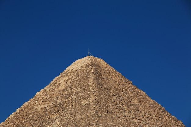 Великие пирамиды древнего египта в гизе каир