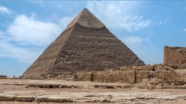 기자의 대 피라미드, 유네스코 세계 문화 유산, 이집트
