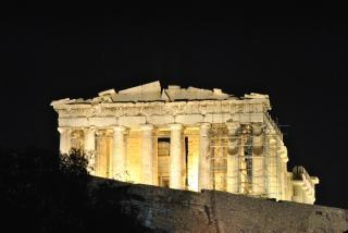 Greek temple, greece