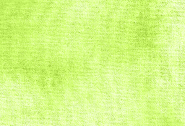 Green abstract pastel watercolor hand painted background texture.