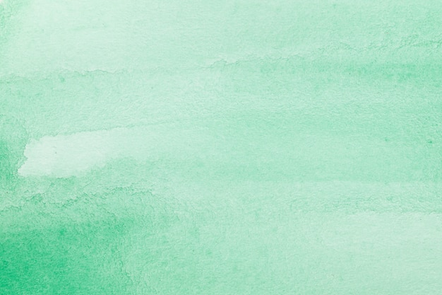Green abstract watercolour macro texture background