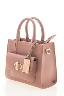 緑のアクセサリー革の優雅のハンドバッグ