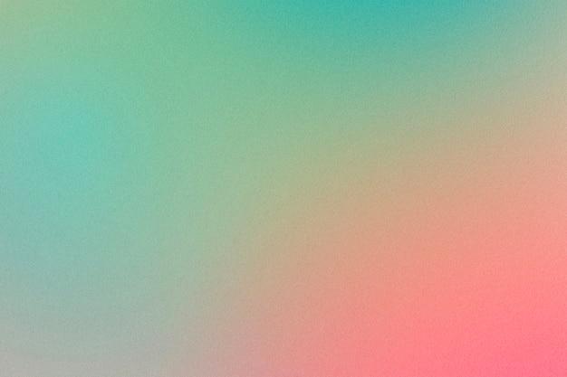 Зеленый и розовый градиент абстрактный фон