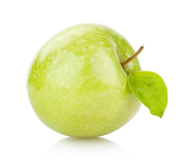 青りんご Premium写真