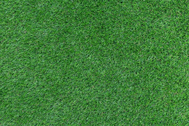 Green artificial grass pattern and texture background