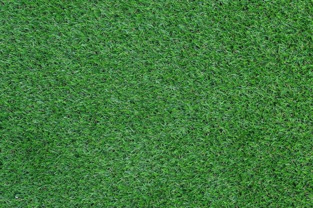Green artificial grass texture for background.
