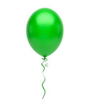 녹색 풍선