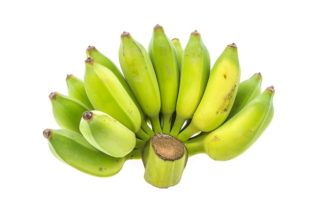녹색 바나나