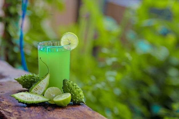 Green bitter melon