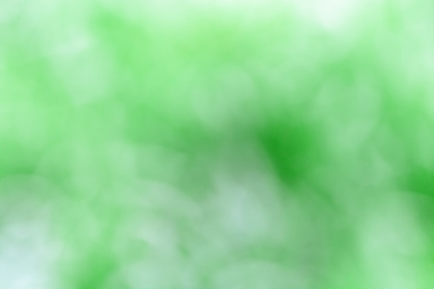 Green blur background from nature