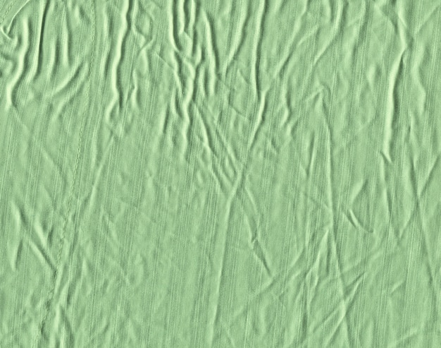 Green canvas texture background
