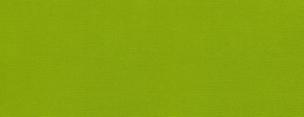 Green canvas texture surface banner