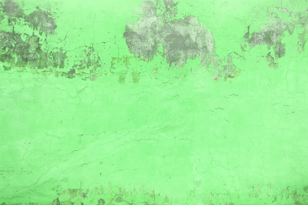 Green cement wall concrete texture