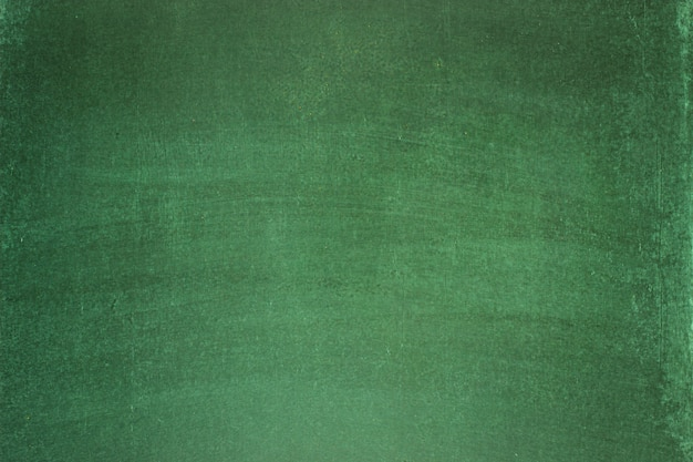 Green chalkboard. blank background texture