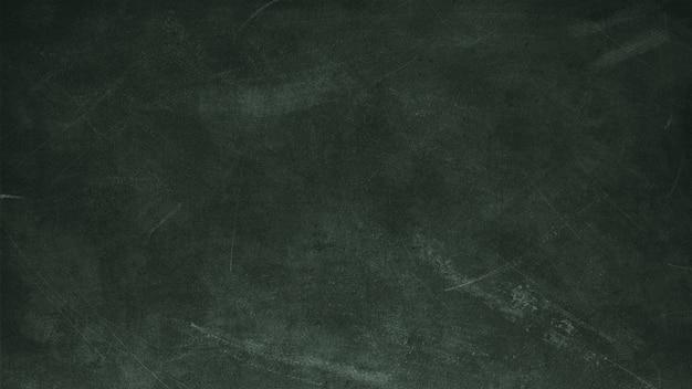 Green chalkboard surface background