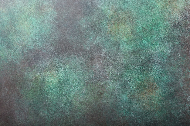 Green concrete stone background texture.