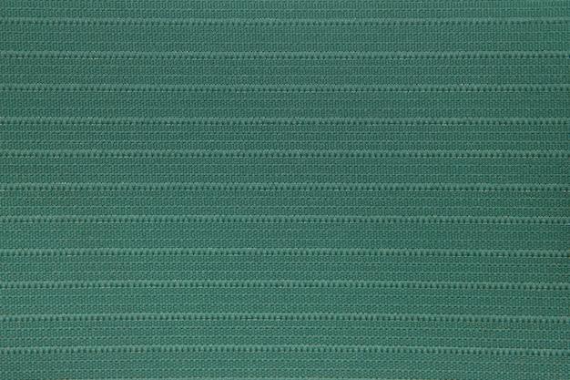 Green fabric blind curtain texture