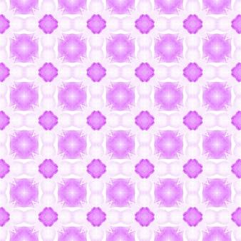 Green geometric chevron watercolor border. purple flawless boho chic summer design. textile ready comely print, swimwear fabric, wallpaper, wrapping. chevron watercolor pattern.