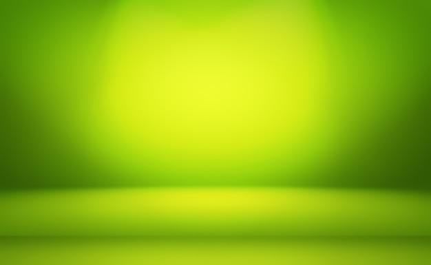 녹색 그라데이션 추상적 인 배경