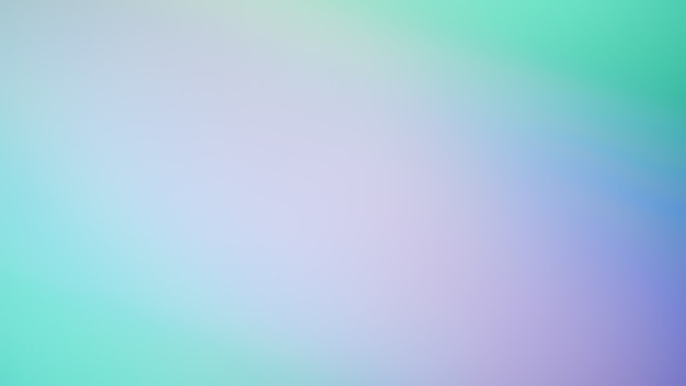 Green gradient defocused abstract photo smooth lines pantone color background