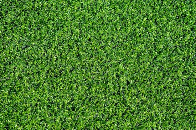 Green grass background, football field