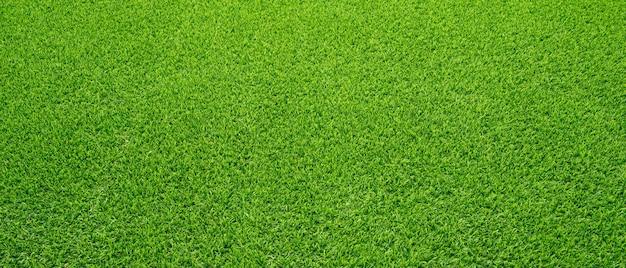 녹색 잔디 질감 배경 밝은 잔디 정원 아이디어 개념의 상위 뷰