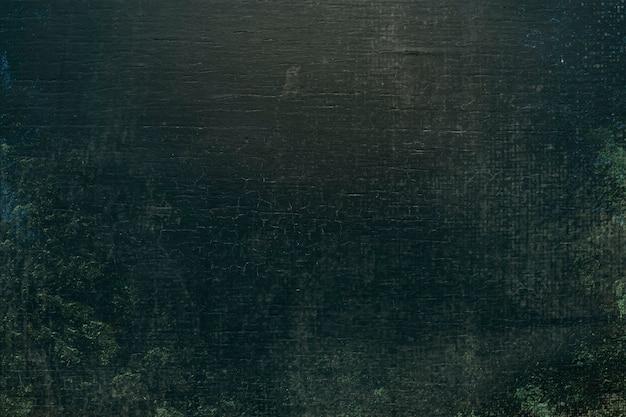 緑の汚れた木製の織り目加工の背景