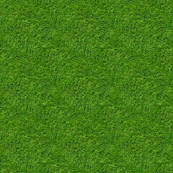 Green landscaped lawn as background or wallpaper. seamless texture