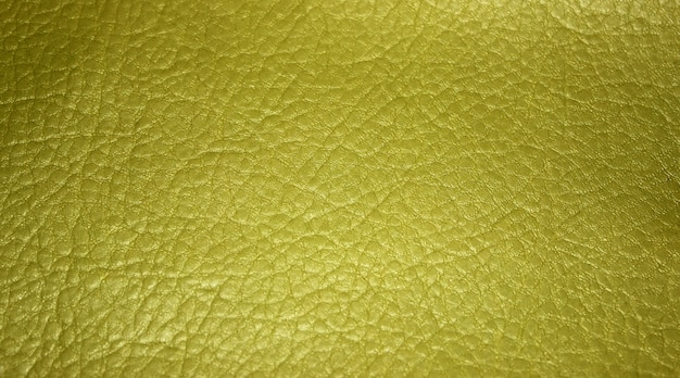 Green leather textured background