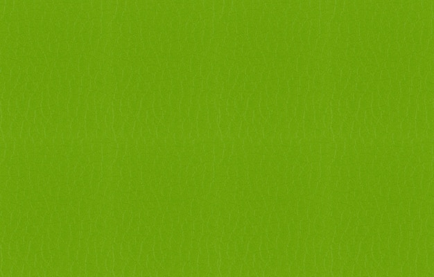 Green leatherette faux leather texture background