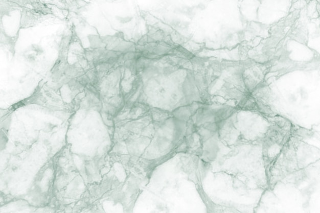 Green marble background.