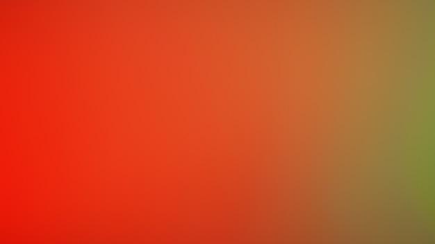 緑オレンジ黄色の明るい色の背景。抽象的なぼやけたグラデーションの背景。バナーテンプレート。