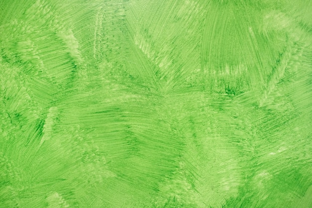 Green painted stonewall background
