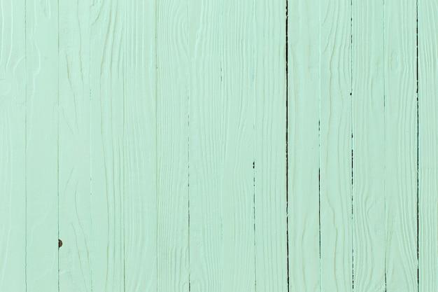 緑の塗られた木製の背景