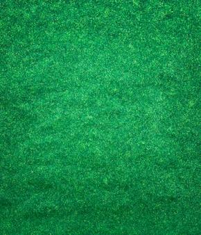 Green paper napking
