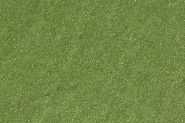 Предпосылка текстуры зеленой бумаги, макросъемка. фотография высокого разрешения.