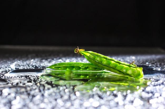 Green peas india
