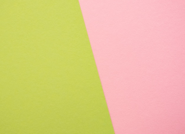 Green and pink paper texture background