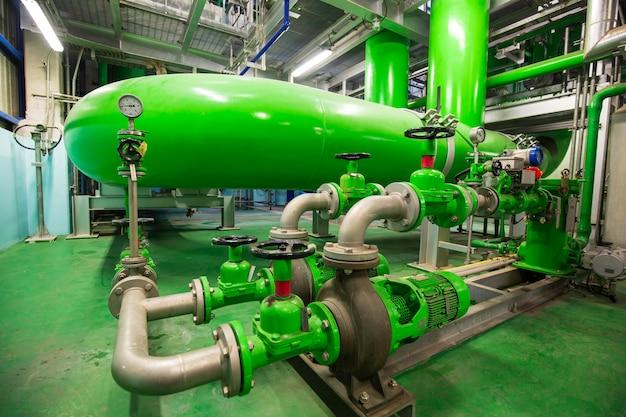 Экологичное трубопроводное и арматурное оборудование для электростанций бщу систем водоснабжения