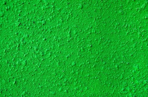 Зеленая штукатурка в качестве фона