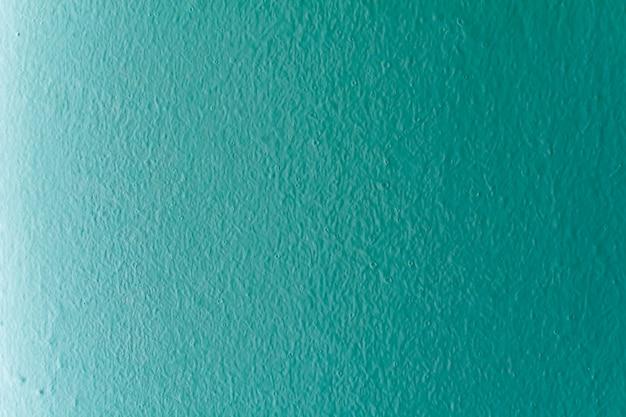 緑の漆喰塗装壁テクスチャ背景