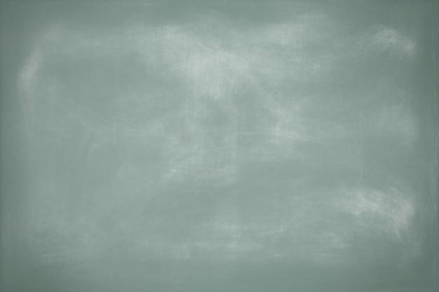 Green rustic blank chalkboard background