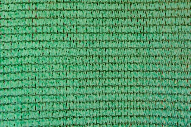 Green shading net background