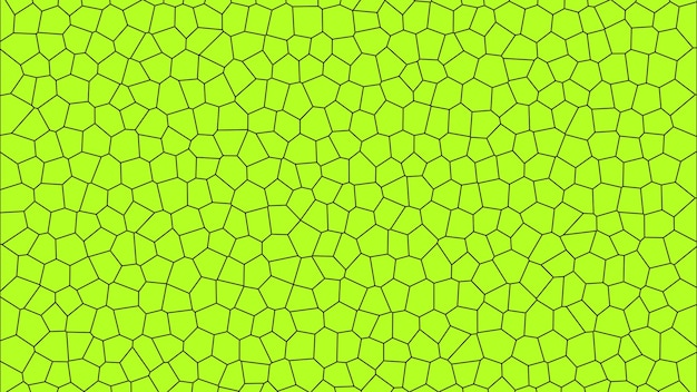 緑のシンプルなモザイク抽象的なテクスチャ壁紙の背景