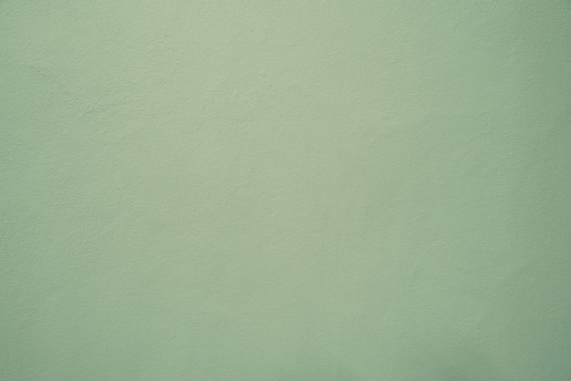 Green soft pastel concrete wall texture background