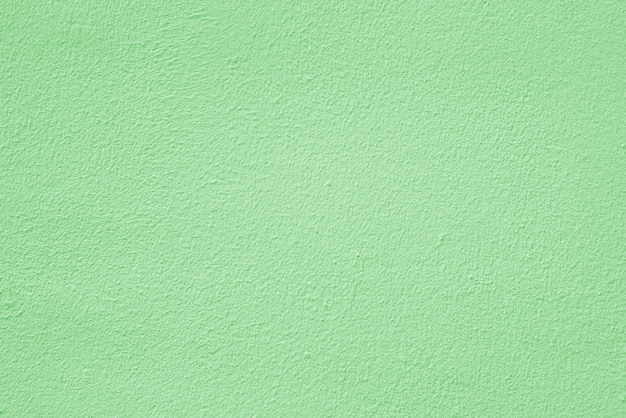 Green stucco texture wall of building