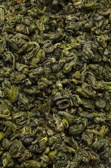 Зеленый чай текстурированный фон