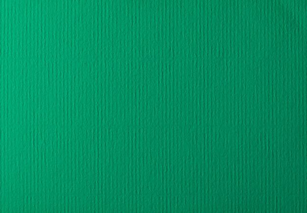 緑の織り目加工の紙