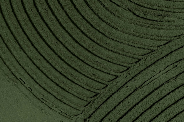 Green wall paint textured background