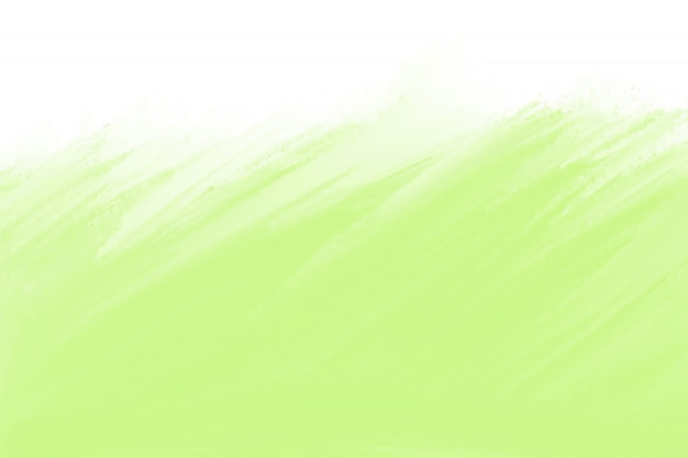 Green watercolor texture with space for text